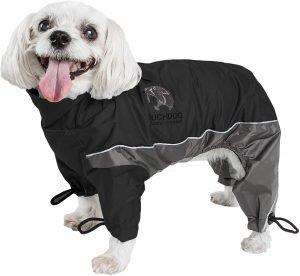 Waterproof Full Body Dog Coat touchdog