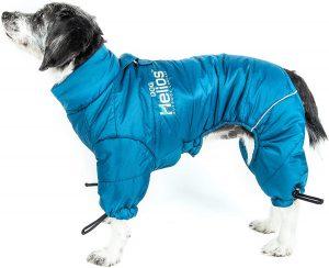 Dog Helios Waterproof full body dog coat