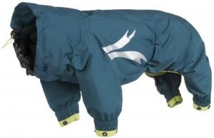 hurtta waterproof full body dog coat