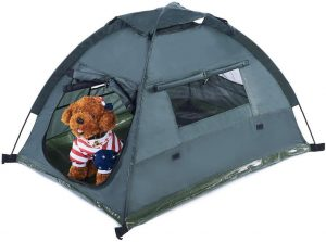 Best Tents and Popup Tents for Dogs: Amazing Outdoor Camping Tents