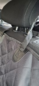 AMZPET Car Seat Cover Protectors for Luxury Dog Travel