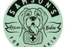 Samsons Rescue Balm for Dog Skin, Paws and Snout